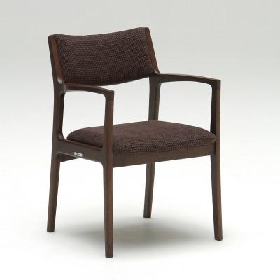 C36100BKDining chair_milan black(fabric)