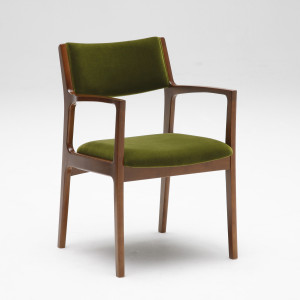 C36100QW_Dining chair_moquette green