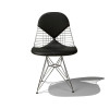 Wire Chair Black 03