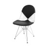 Wire Chair Black 05