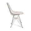 Wire Chair White 01