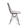 Wire Chair White 03
