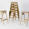 ercol 1663 Stacking Barstool 04