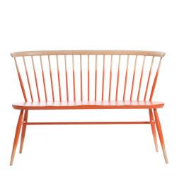 ercol 450 Love Seat Mandarin