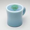 C Handle Mug Blue 03