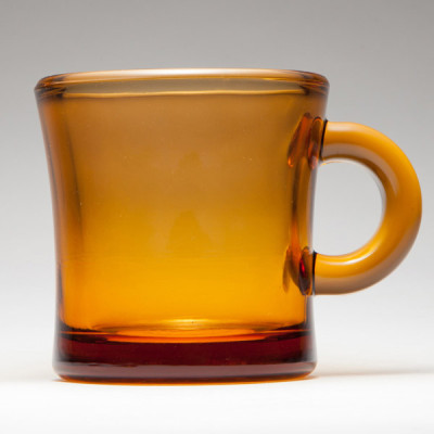 C Handle Mug Brown 01