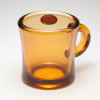C Handle Mug Brown 03