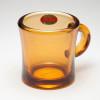 C Handle Mug Brown 03