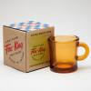 C Handle Mug Brown 05