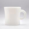 C Handle Mug White 01