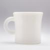 C Handle Mug White 02