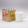 C Handle Mug White 05