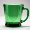 D Handle Mug Green 透 01