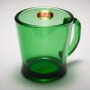 D Handle Mug Green 透 03