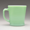 D Handle Mug Green 02