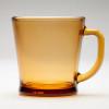 D Handle Mug brown 01