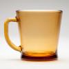D Handle Mug brown 02
