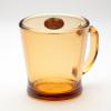 D Handle Mug brown 03