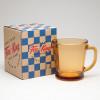D Handle Mug brown 05