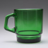 Stacking Mug Green 透 02