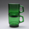 Stacking Mug Green 透 04