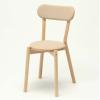 Castor Chair Pad wood